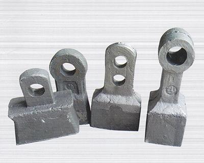 双金属复合锤头