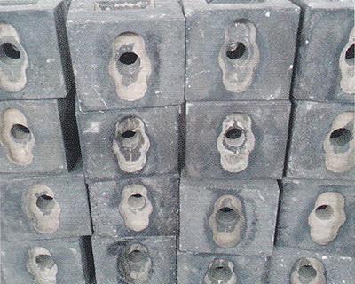 双金属复合锤头被广泛使用的原因